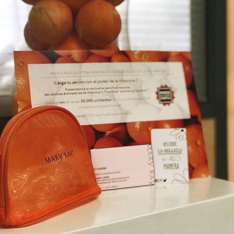 Todo preparado para conocer la ltima innovacin!! marisaflores bellezaatumanera